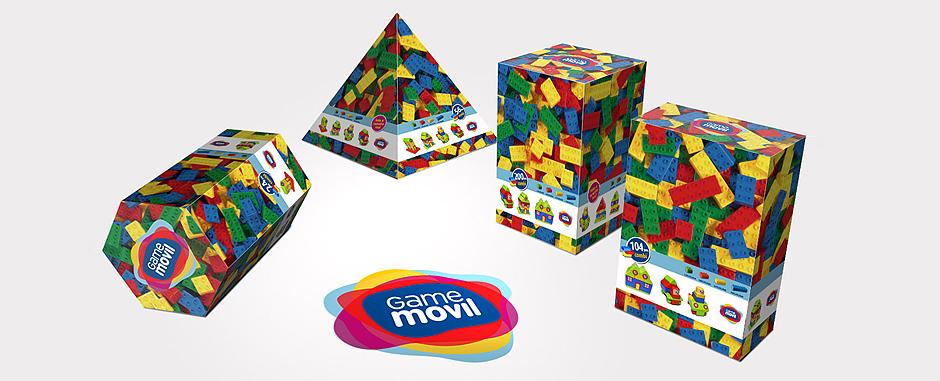 GAMEMOVIL®, formas de construir